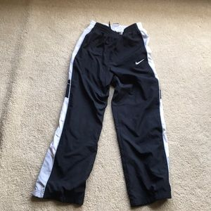 Kids Nike fleece sweatpants